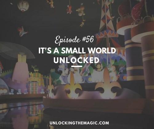 It's a small world unlocked