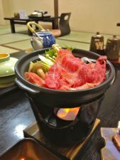 Comida de ryokan