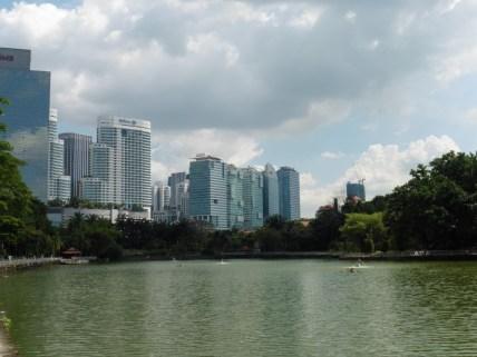 Lake Gardens Park, KL