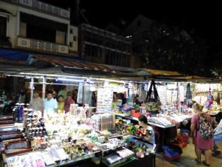 Mercado nocturno de Hoi An