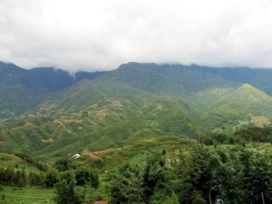 Montañas de Hoang Lien