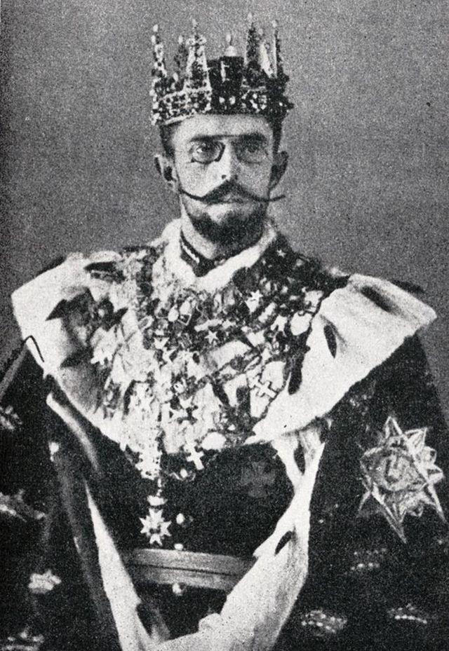 European Monarchs At The Start Of World War I In 1914