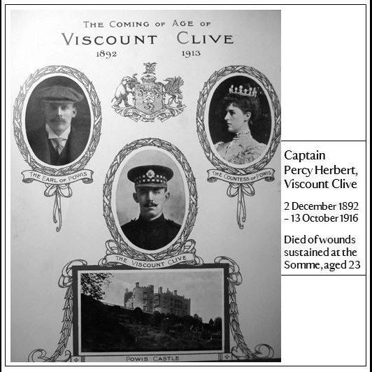 Viscount Clive