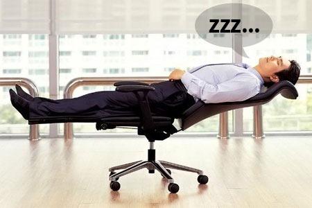 La silla que todo oficinista tendría que tener