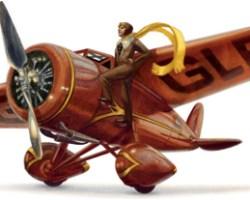Hoy en Google, 115 aniversario del nacimiento de Amelia Earhart