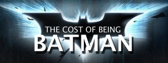 the costs of being BATMAN - unpocogeek.com