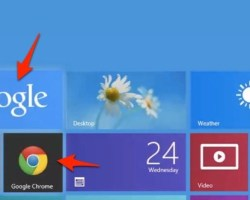 Recupera tu Google en Windows 8