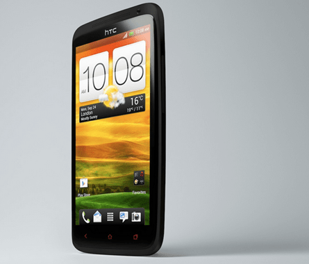 HTC One X  official - unpocogeek.com