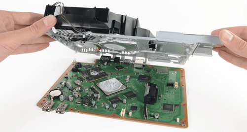 PlayStation 3 Super Slim Teardown - 2 - unpocogeek.com