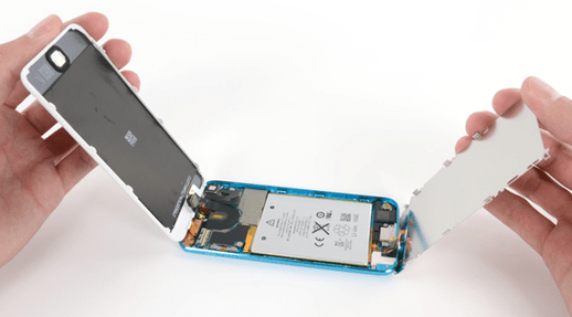 ipod touch 5th generation teardown - unpocogeek.com