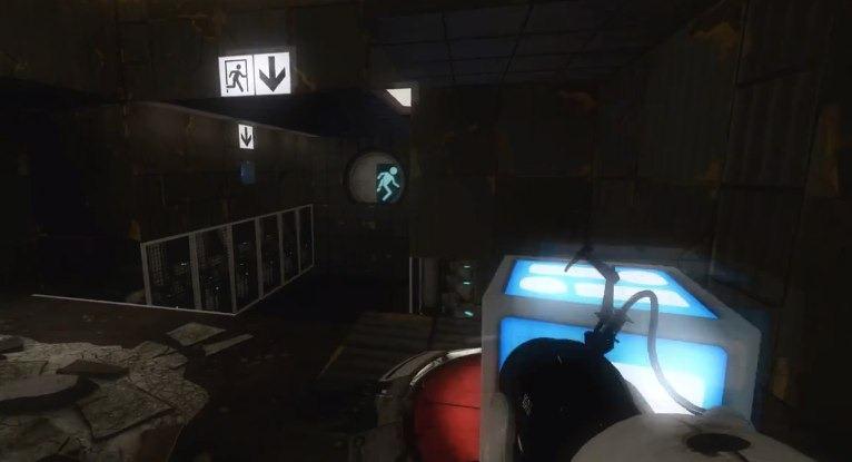Portal 2 como herramienta de reclutamiento