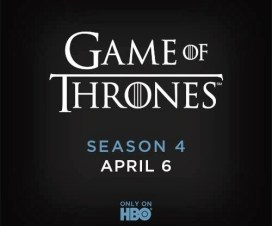 Game of Thrones temporada 4 en abril - unpocogeek.com