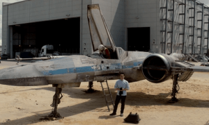 star wars episode 7, new x-wing-unpocogeek.com