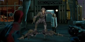 Detrás de los efectos especiales en The Amazing Spiderman 2