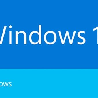Descarga la preview de Windows 10