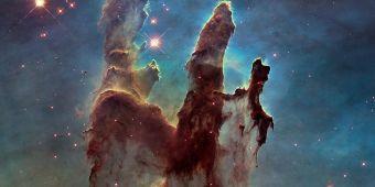 Una de las mejores fotos de la NASA, mejorada
