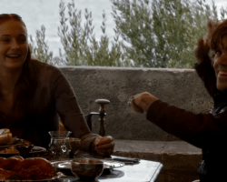 Los bloopers de la 4ta temporada de Game of Thrones