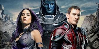 Filtrado el primer trailer de X-Men: Apocalypse