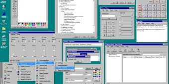Utiliza Windows 95 en tu navegador web