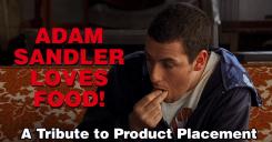 Los ridículos posicionamientos de productos en las películas de Adam Sandler