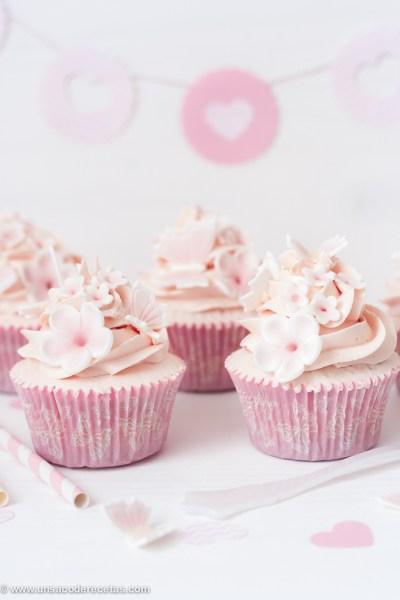 Cupcakes de Princesa