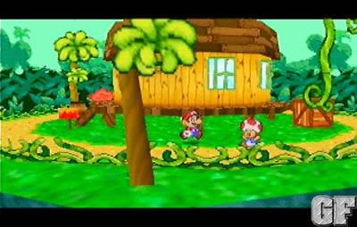 3d Wallpaper Mario Super Mario Rpg 2 Paper Mario Beta N64 Unseen64