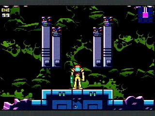 Super Metroid Hd Wallpaper Metroid Zero Mission Gba Beta Unseen64