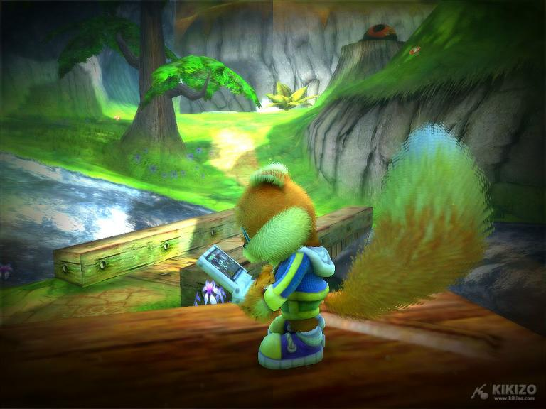 Bad Girl Live Wallpaper Conker Live And Reloaded Xbox Beta Unseen64