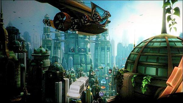 3d Animation Wallpaper Hd Ratchet Amp Clank Future Tools Of Destruction Ps3