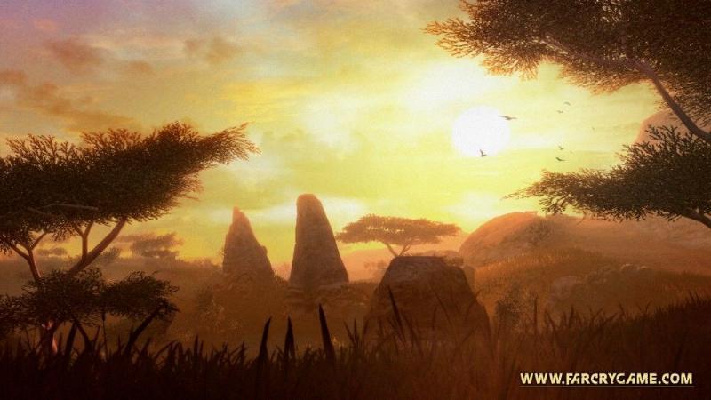 Hd Gamer Wallpaper Far Cry 2 X360 Ps3 Pc Alpha Unseen64