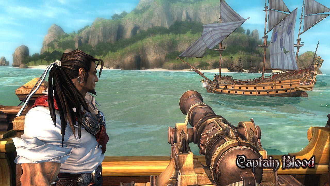 Unseen Girl Wallpaper Captain Blood Cancelled Pc Xbox 360 Unseen64
