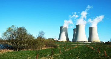 cut-emissions-Clean Nuclear Energy plant