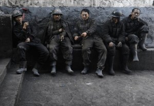 shanxi chinese coal mining coal burning miners
