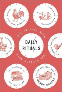 Daily Rituals - Books To Read in Your 20s