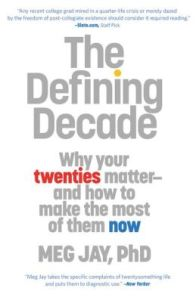 The Defining Decade - Books To Read in 20s