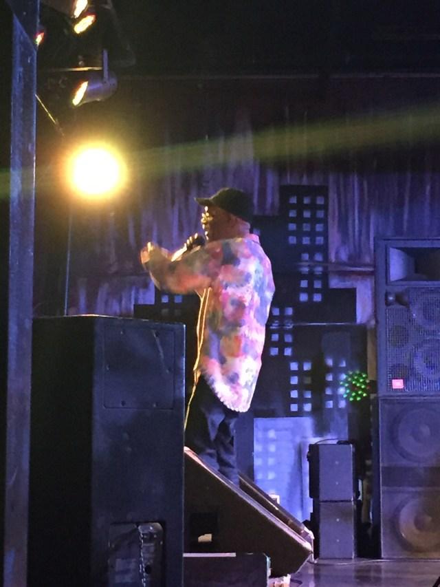 Concert Recap: Beres Hammond @ Amos' Southend 7/24