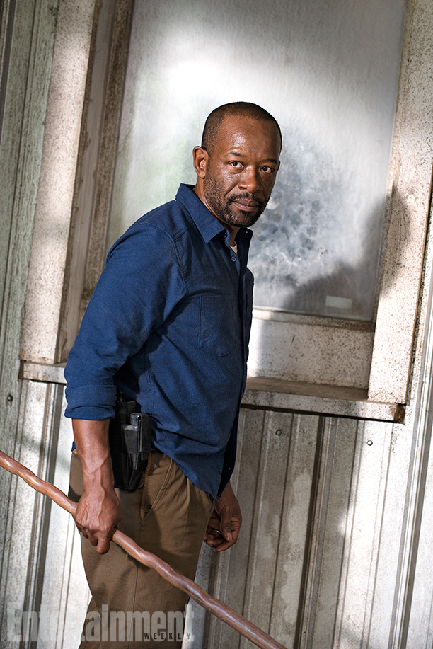The Walking Dead: Exclusive intel and first season 7 photo of Morgan