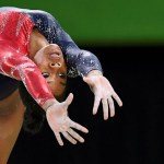 Gabby Douglas comments on national anthem controversy