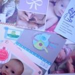 Une sélection de faire part de naissance originaux pour les copines :)