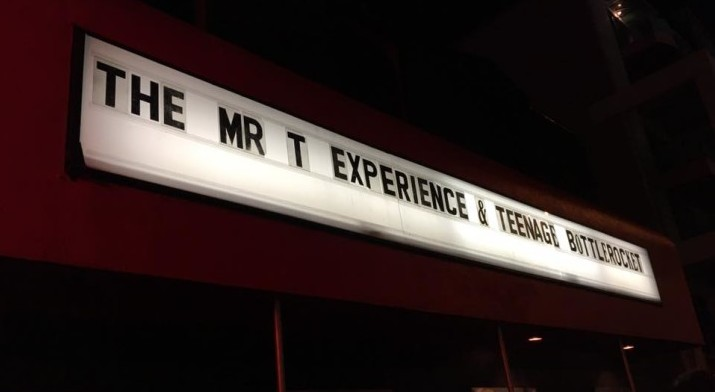 Mr. T Experience