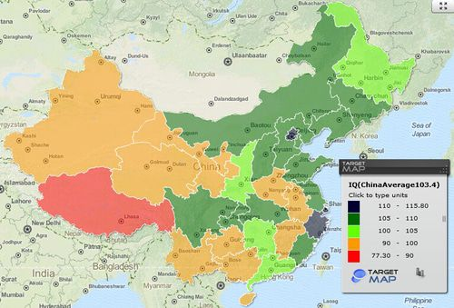 Dysgenics and Low Creativity Why China Can\u0027t Save Civilization, by