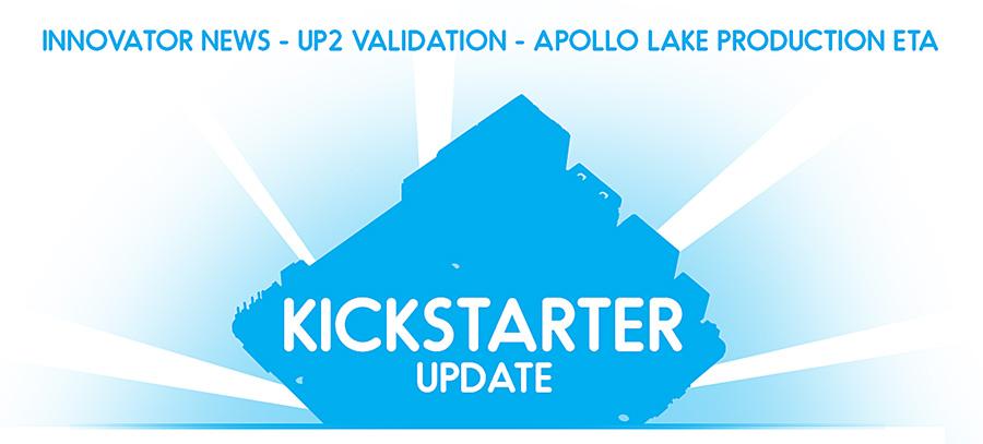 Kickstarter-update