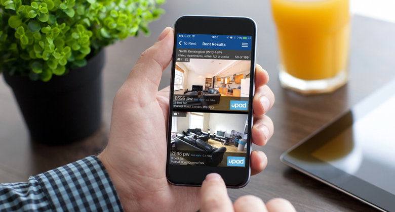 Upad - How to Advertise on Rightmove and Zoopla