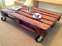 Pallet Table Ideas
