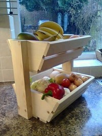 Creative Fruit Storage Ideas | Upcycle Art