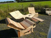 Pallet Artistic Patio Furniture | Upcycle Art