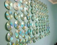 CD's Recycled Craft Ideas   Upcycle Art