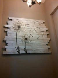 Recycled Pallet Wood Decor Crafts | Upcycle Art