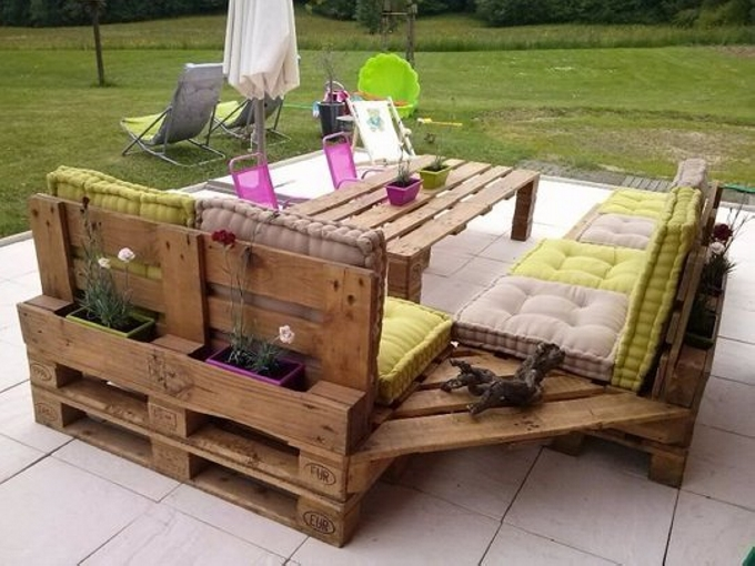 Plans For Repurposed Pallets Upcycle Art