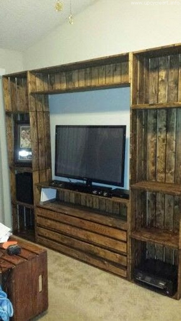 50 Diy Pallet Ideas Upcycle Art